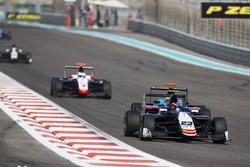 Steijn Schothorst, Campos Racing vor Arjun Maini, Jenzer Motorsport