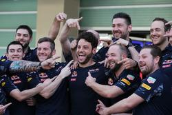 Foto de equipo de Red Bull Racing