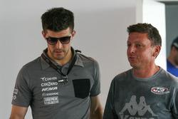 Matias Rossi, Donto Racing Chevrolet, Guillermo Ortelli, JP Racing Chevrolet