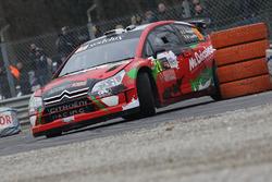 Бертран Гротен и Майкл Луэт, Citroën C4 WRC