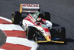Johnny Herbert, Team Lotus 107B, Mugen Honda