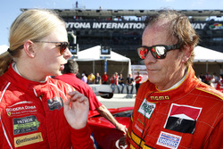 Christina Nielsen and Arie Luyendyk