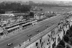 Graham Hill, Team Lotus 49, Ford