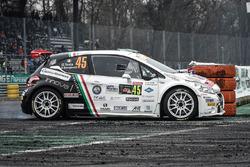 Giuseppe Testa, Daniele Mangiarotti, Peugeot 208