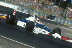 Jean Alesi, Tyrrell 019, Ford