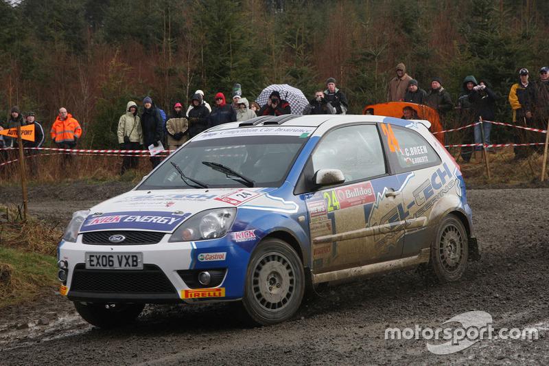 Крейг Брін, Gareth Roberts, Ford Fiesta