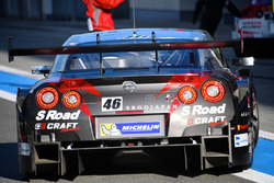 #46 Mola, Nissan GT-R: Satoshi Motoyama, Katsumasa Chiyo