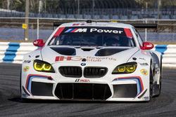 #25 BMW Team RLL BMW M6 GTLM: John Edwards, Bruno Spengler, Martin Tomczyk
