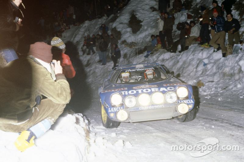 Bernard Darniche, Alain Mahé, Lancia Stratos