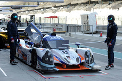 #23 United Autosports, Ligier JS P3: Richard Meins, Shaun Lynn, Alex Lynn