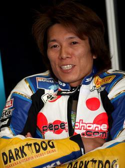 Yukio Kagayama, Suzuki