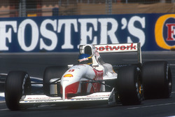 Michele Alboreto, Footwork FA12 Ford