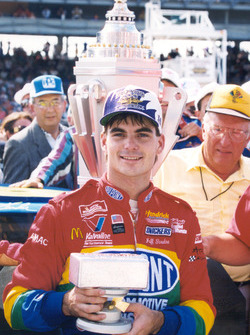Ganador de la carrera Jeff Gordon, Hendrick Motorsports Chevrolet