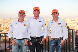 Jordi Juvanteny, José Luis Criado y Enric González, Team Epsilon - KH7