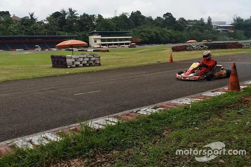 Sentul International Karting Circuit