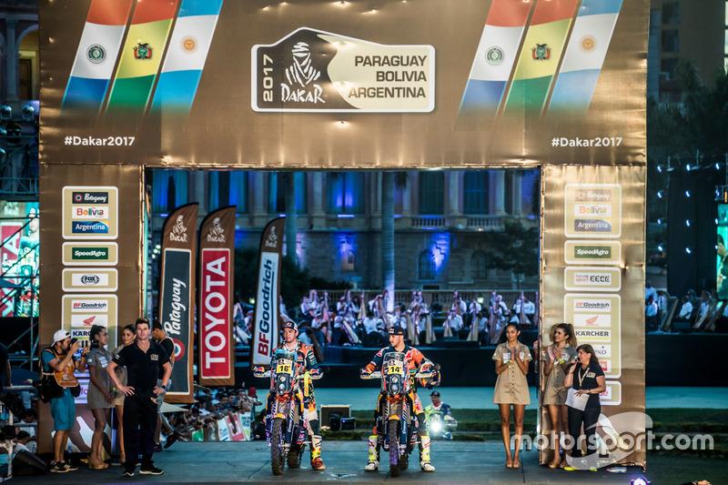 Етап 1: Асунсьйон (Парагвай) - Ресістенсіа (Аргентина)
