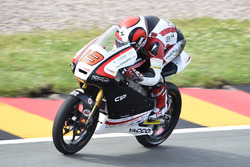 Alessandro Tonucci, CIP Moto3