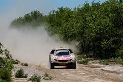 №309 Peugeot Sport Peugeot 3008 DKR: Себастьен Лёб и Даниэль Элена