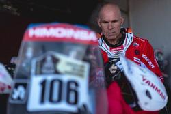 #106 Himoinsa Racing Team, KTM: Antonio Ramos