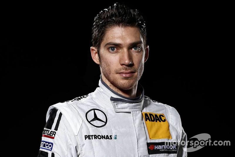 Bestätigt: Edoardo Mortara (Mercedes)