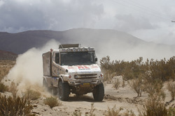 №514 Scania: Марик ван ден Хёйвель, Петер Кайперс и Вилко ван Орт