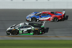 IMSA-Test in Daytona, Januar