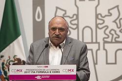 José Abed, Vicepresidente FIA Messico
