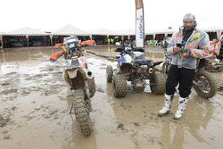Flooding at the Bivouac in Oruro