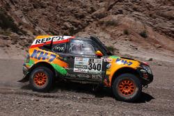 #340 KH-7 Sport: Isidre Esteve, J.M. Villalobos