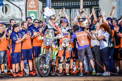 №19 Red Bull KTM Factory Team: Лайа Санс
