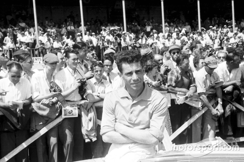 Андре Симон, 1955