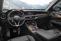 Alfa Romeo Stelvio First Edition presentatie