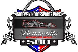 Gateway Motorsports Park 500 logo