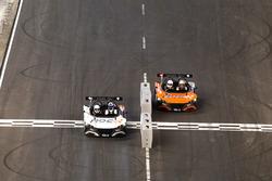 David Coulthard en Tom Kristensen in de Vuhl 05 RoC Edition