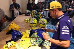 Visita a Indonesia Rossi Viñales
