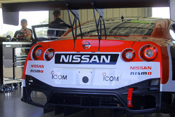 Nissan Motorsports GT-R NISMO GT3: Detail