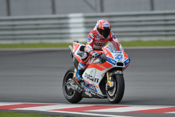 Essais Ducati à Sepang