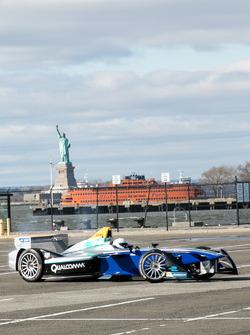 Victor Cruz im SPARK Renault SRT_01E