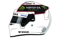 Concurso decoración del casco de Lewis Hamilton