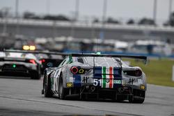 #51 Spirit of Race, Ferrari 488 GT3: Peter Mann, Maurizio Mediani, Alessandro Pier Guidi, Davide Rigon