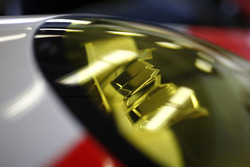 #912 Porsche Team North America, Porsche 911 RSR: Kevin Estre, Laurens Vanthoor, Richard Lietz, headlight detail