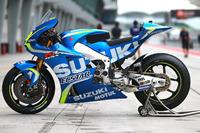 Bike Andrea Iannone, Team Suzuki MotoGP