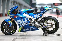 Bike von Andrea Iannone, Team Suzuki MotoGP