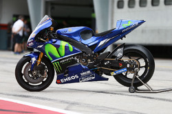 Bike von Maverick Viñales, Yamaha Factory Racing