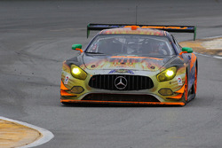 #75 SunEnergy1 Racing, Mercedes AMG GT3: Boris Said, Tristan Vautier, Kenny Habul, Maro Engel