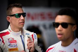 Florian Strauss, Nissan Motorsport