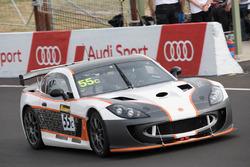 №55 RA Motorsports, Ginetta G55: Майк Симпсон, Питер Пэддон, Тим Берримэн