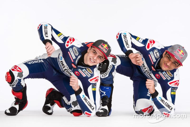 Fabio Di Giannantonio, Gresini Racing Team y Jorge Martín, Gresini Racing Team