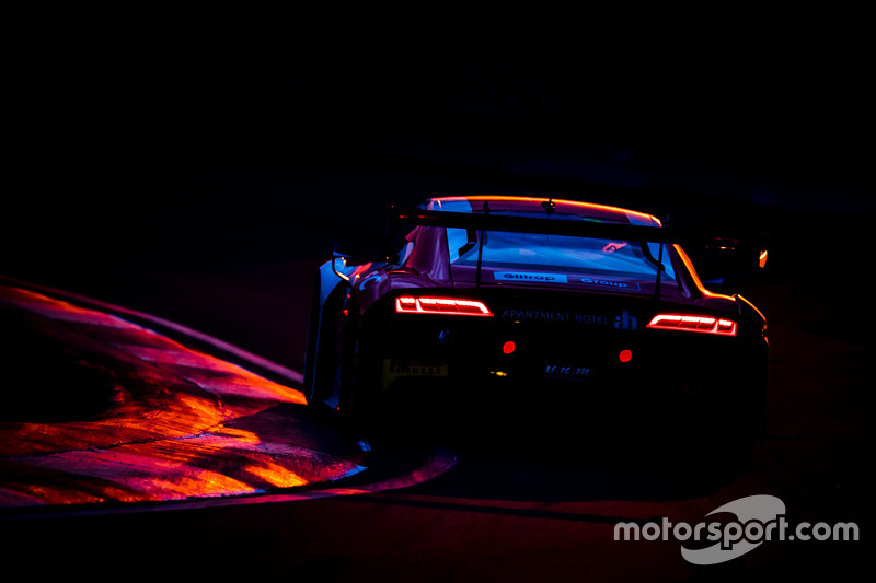 #3 Team ASR, Audi R8 LMS: Ash Samadi, Daniel Gaunt, Matt Halliday