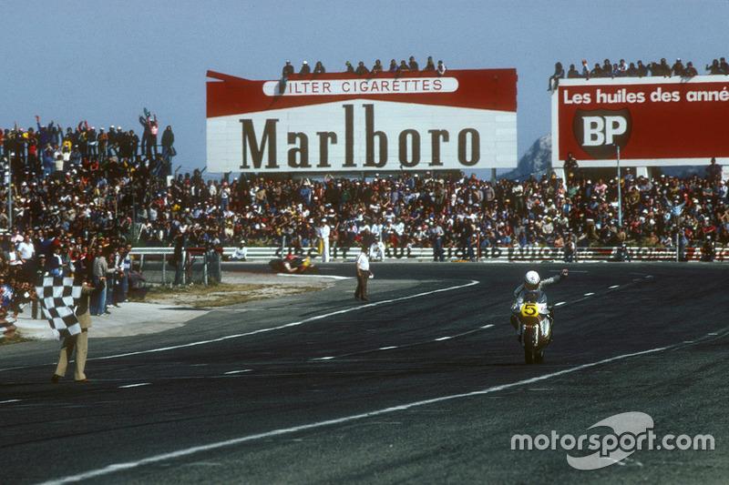 Ganador, Marco Lucchinelli, Suzuki